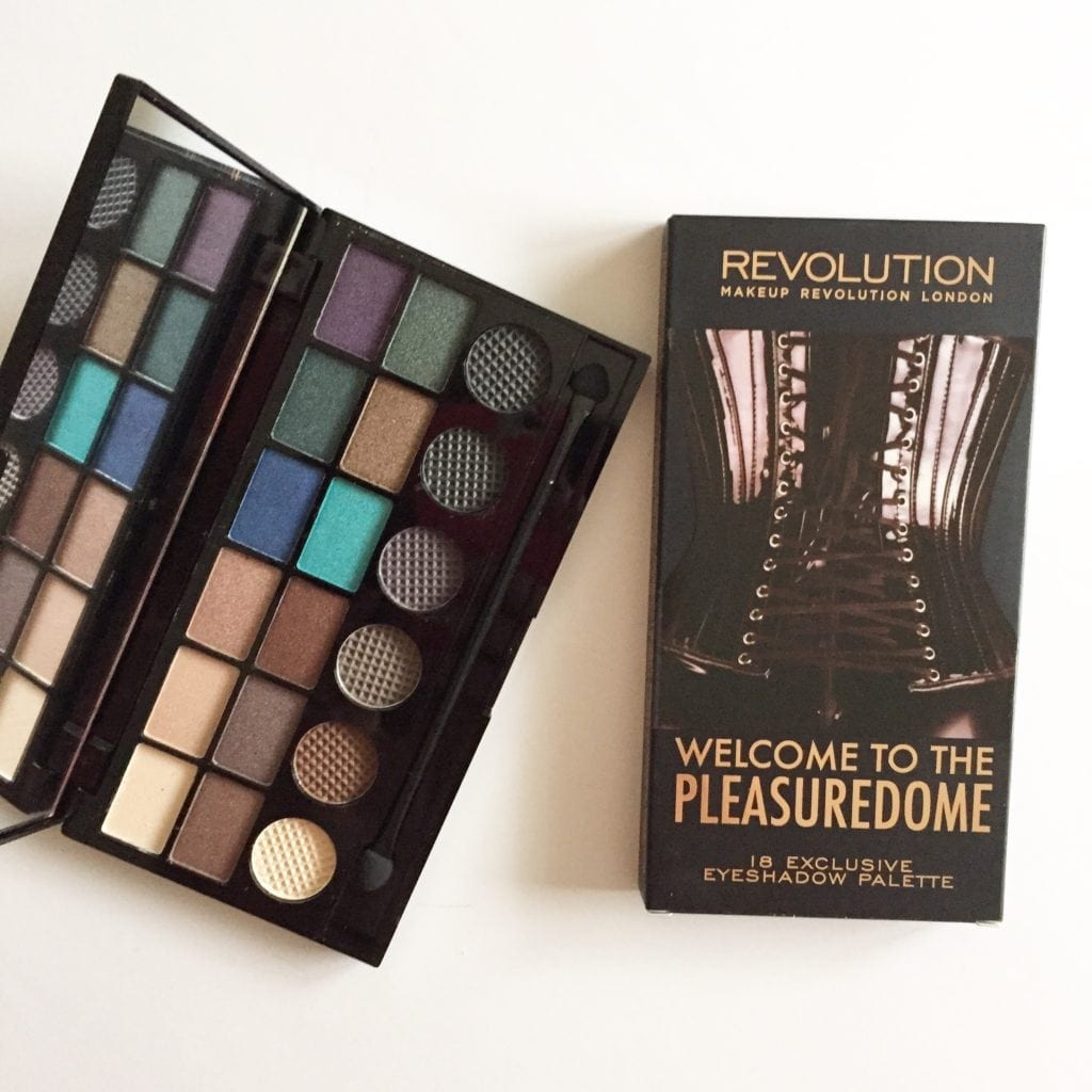 Makeup Revolution | Welcome to Pleasuredome