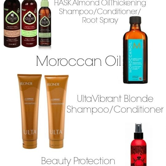 Let's Talk Hair Products