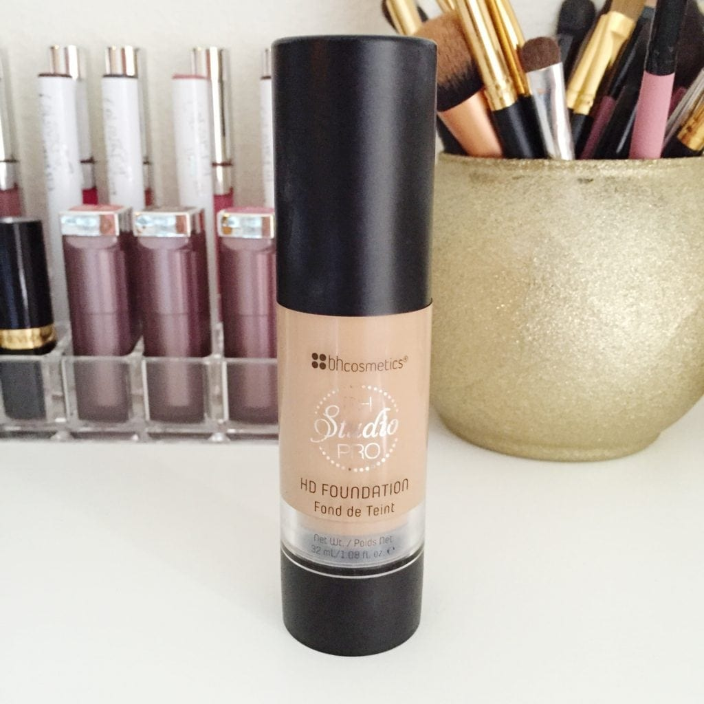 BH Cosmetics Studio Pro HD Foundation