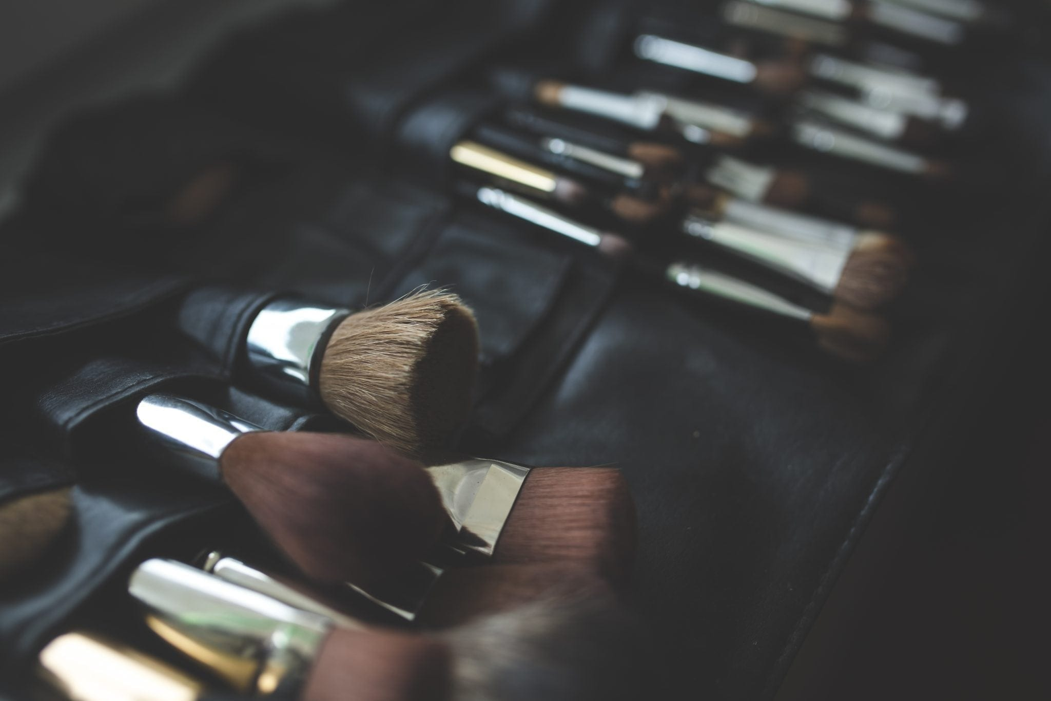 Why It's Important to Wash Brushes