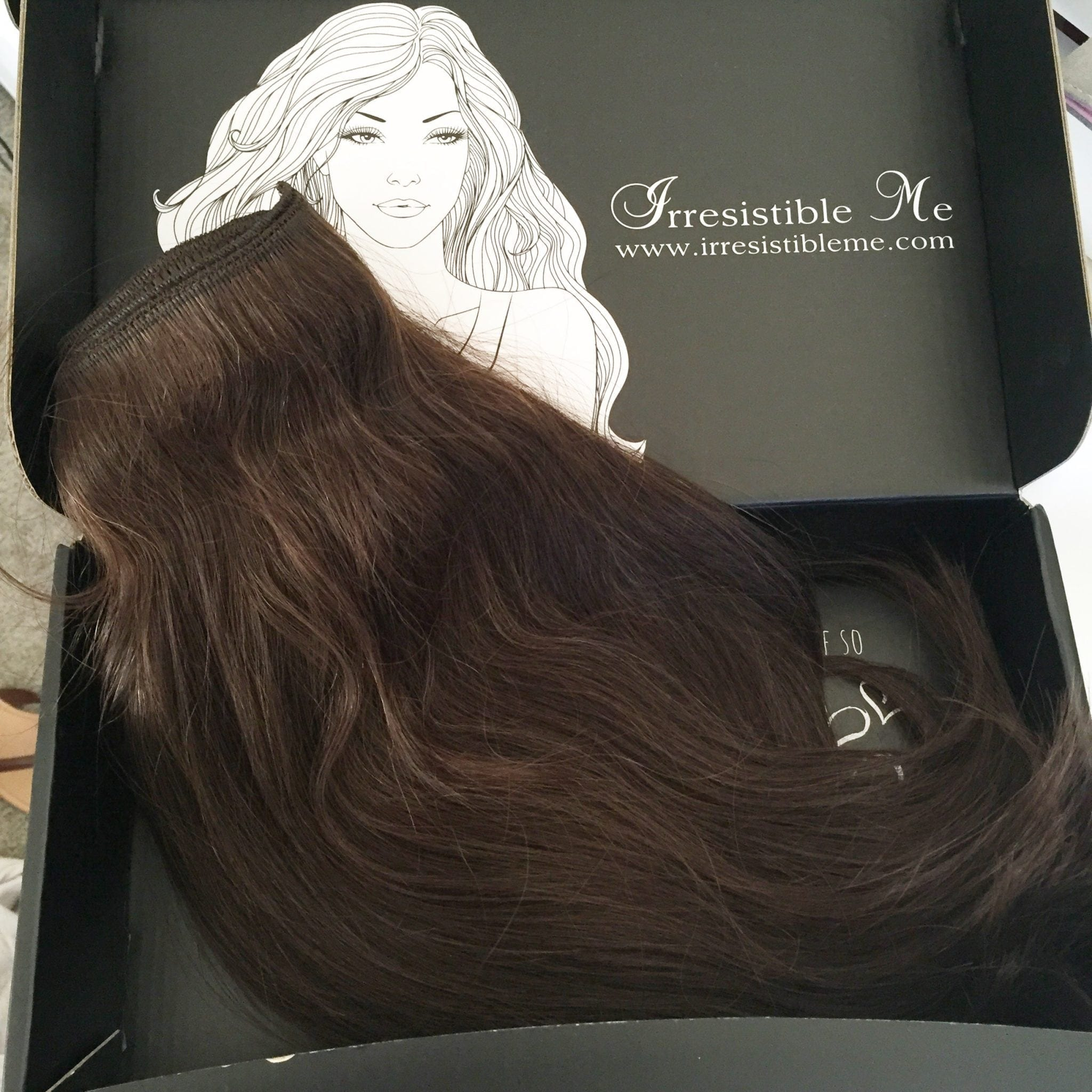 Irresistible me hair extensions review jasmine maria irresistible me royal remy hair extensions review pmusecretfo Gallery