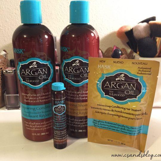 Hask Argan Oil