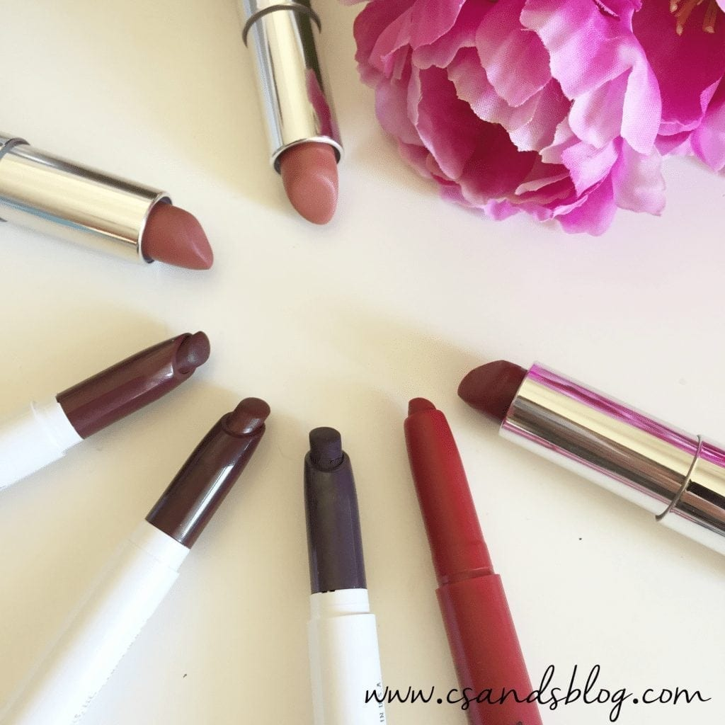 Lipstick Shade for Fall