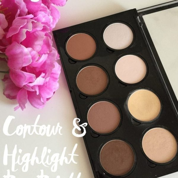 NYX Cosmetics Contour & Highlight Pro Palette