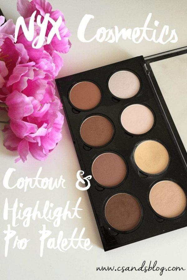 NYX Cosmetics Contour & Highlight Pro Palette