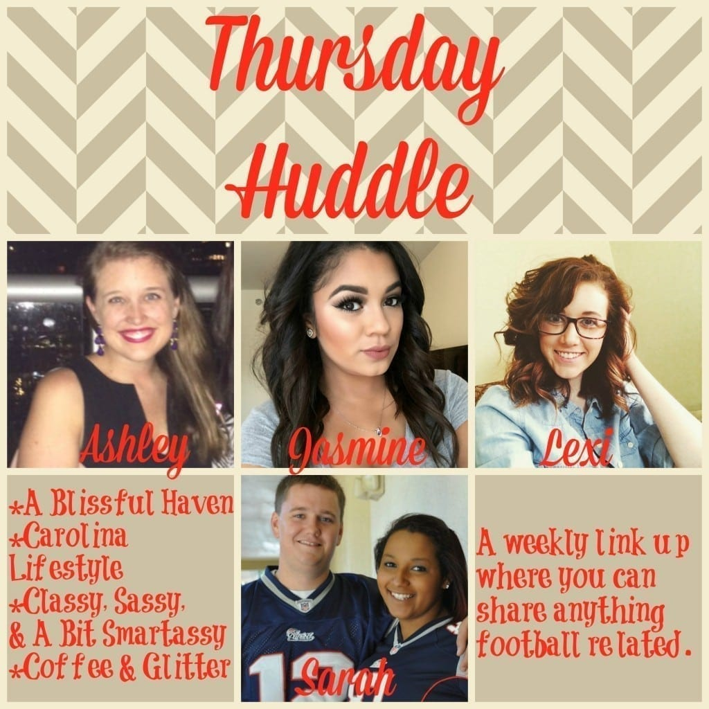 Thursday Huddle – Thanksgiving Edition