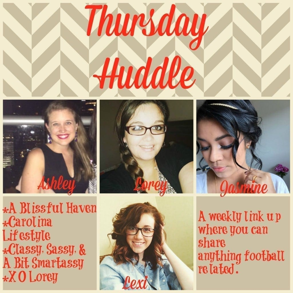 Thursday Huddle