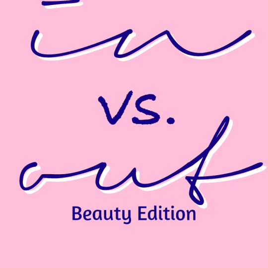 Beauty IN vs Out