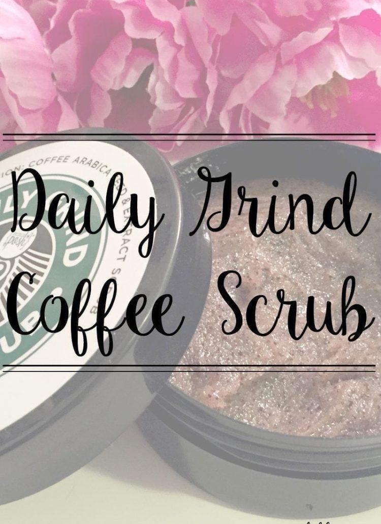 The Daily Grind Body Scrub