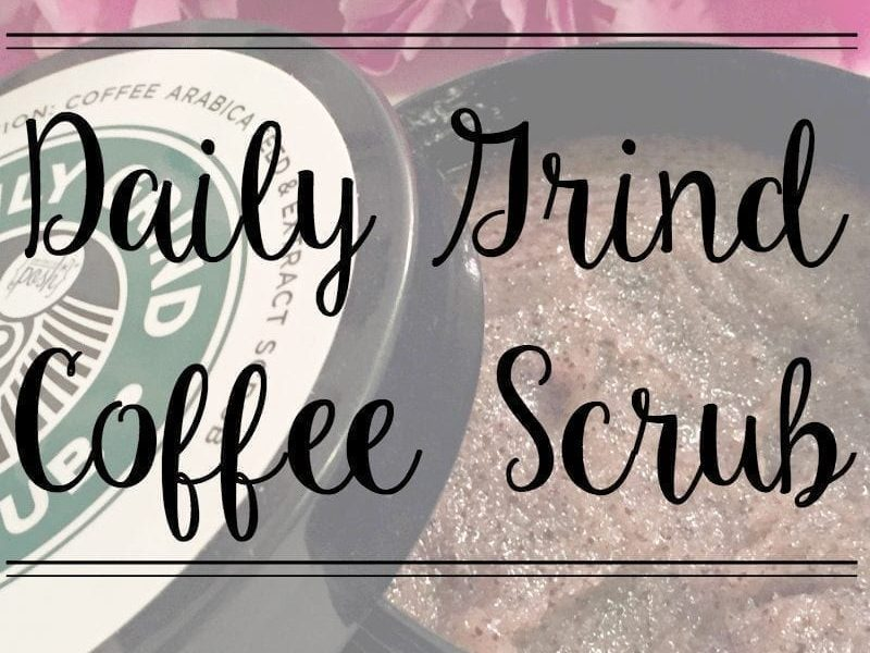 The Daily Grind Coffee Scrub