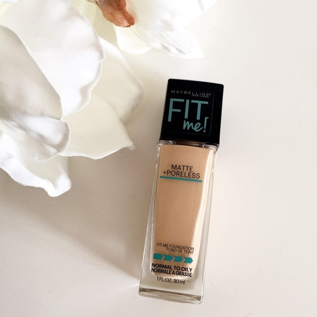 Maybelline Fit Me Matte + Poreless Review
