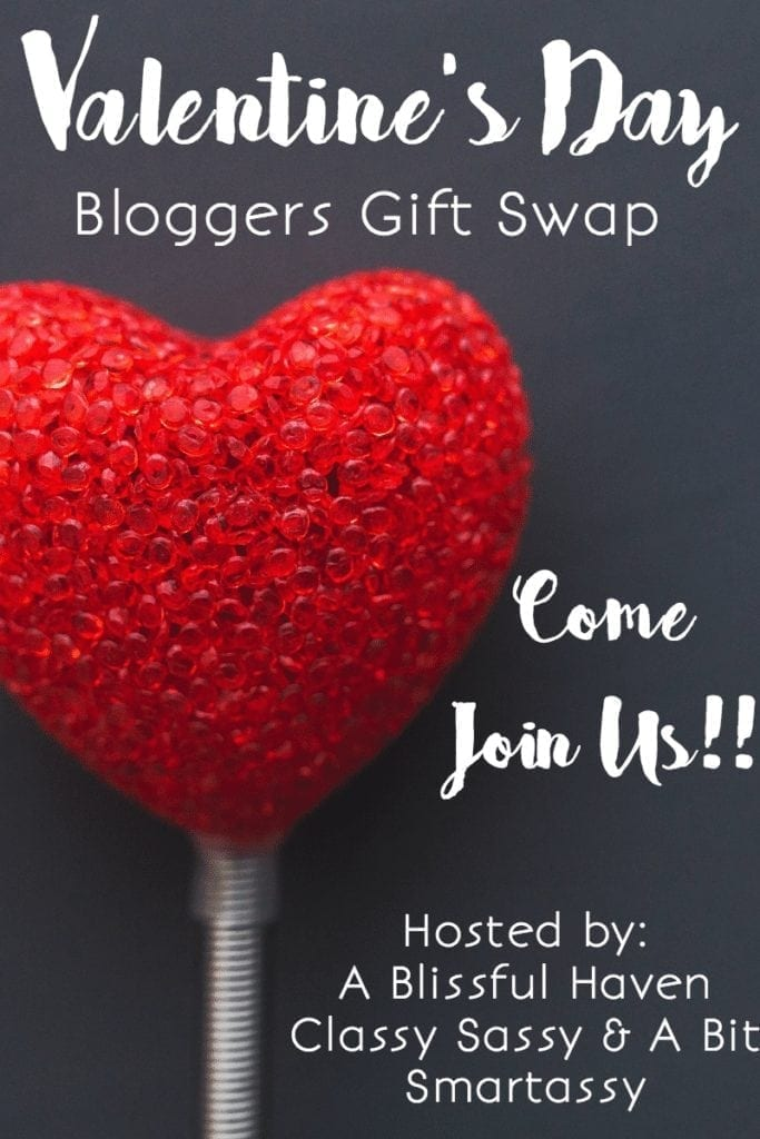 Valentine's Day Bloggers Gift Swap