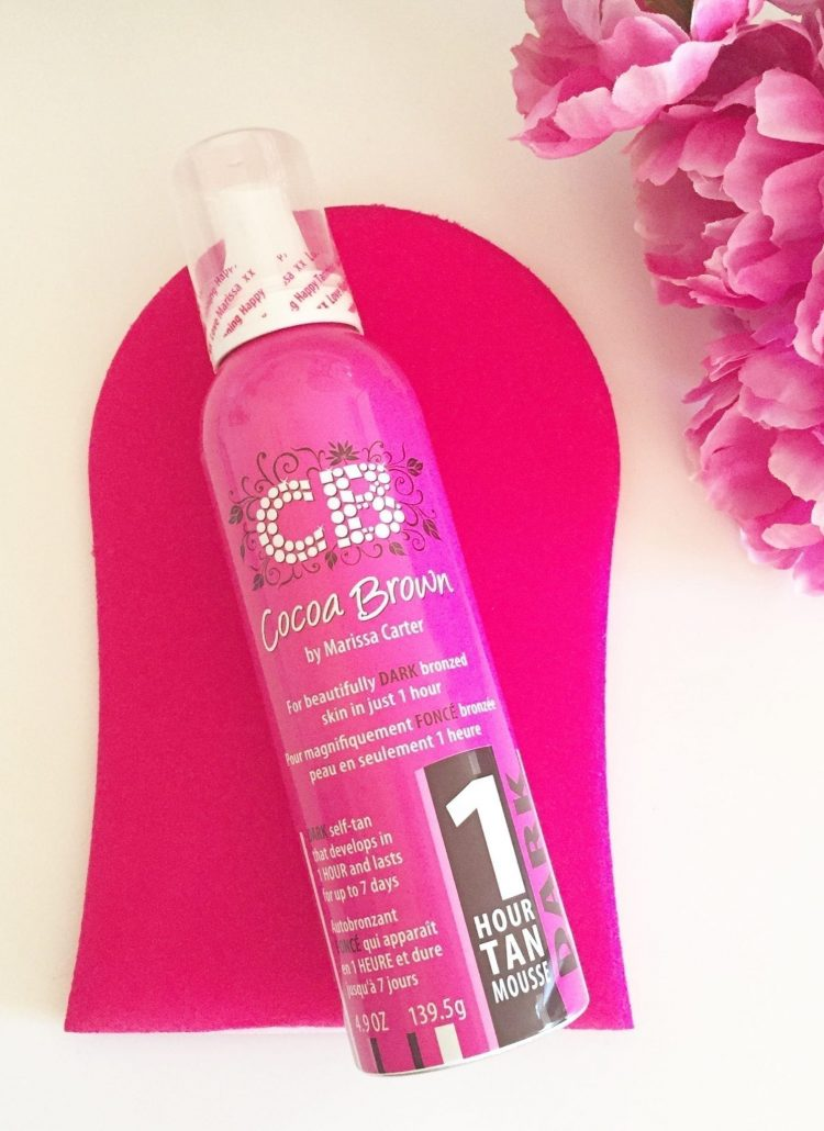 Cocoa Brown Tan Review