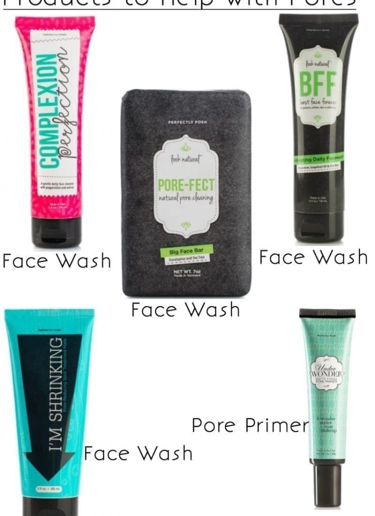 Products to Help with Pores