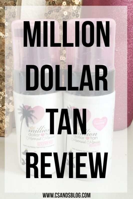 Million Dollar Tan