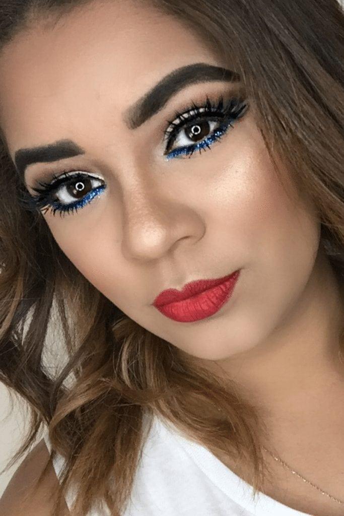 Beauty Mix: Memorial Day Look