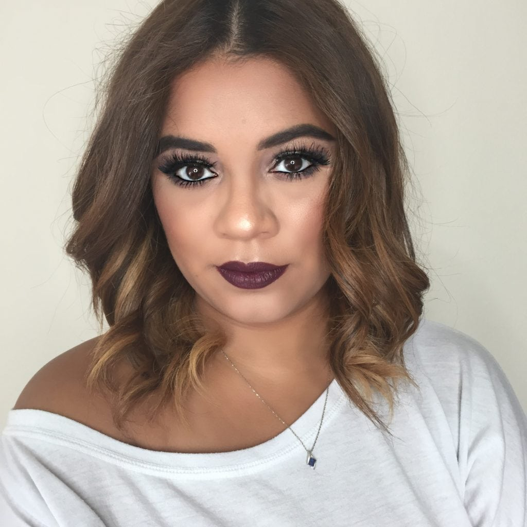 Day to Night Glam Makeup Look