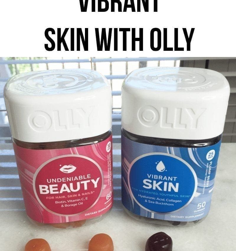 How to Achieve Vibrant Skin with Olly