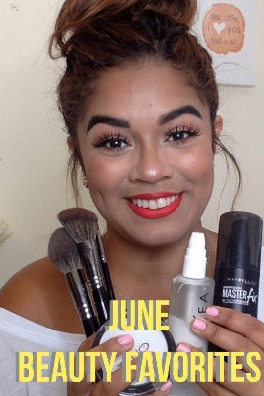 June Beauty Favorites 2016