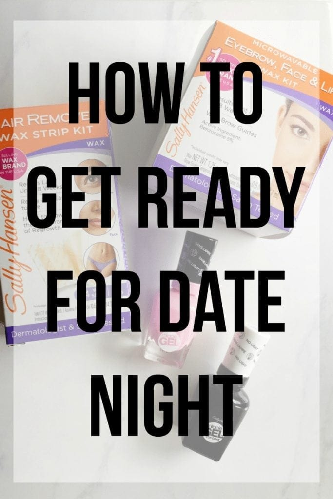 How to Get Ready for Date Night