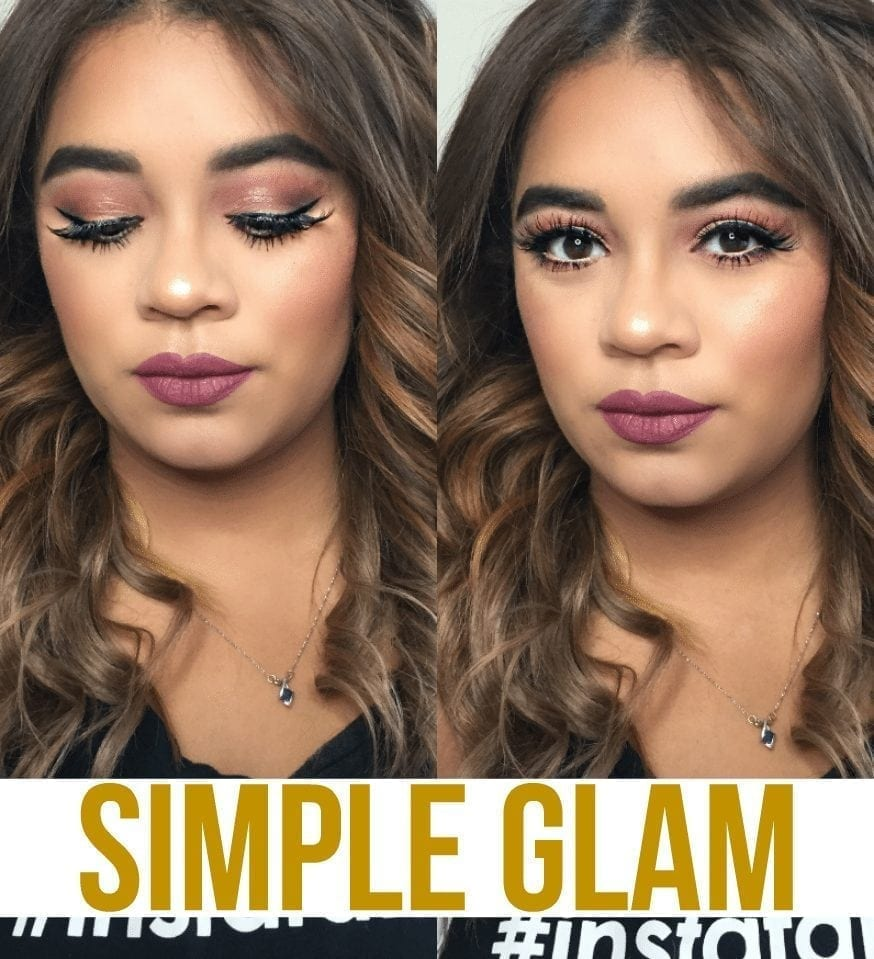 Get Ready with Me - Simple Glam
