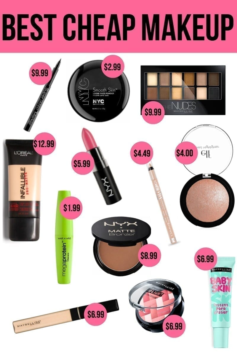 the best cheap makeup   jasmine maria