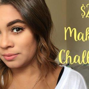 $20 Makeup Challenge