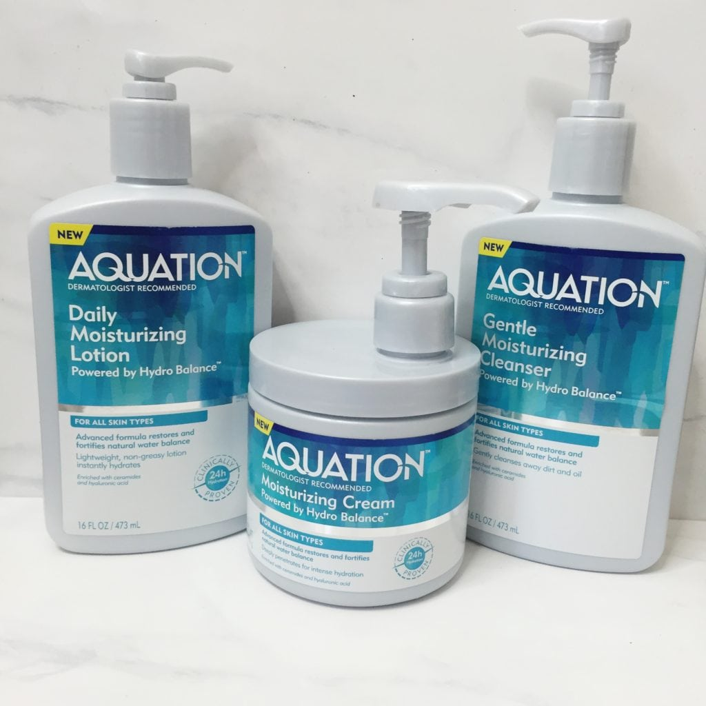 Aquation A New Way to Keep Skin Hydrated