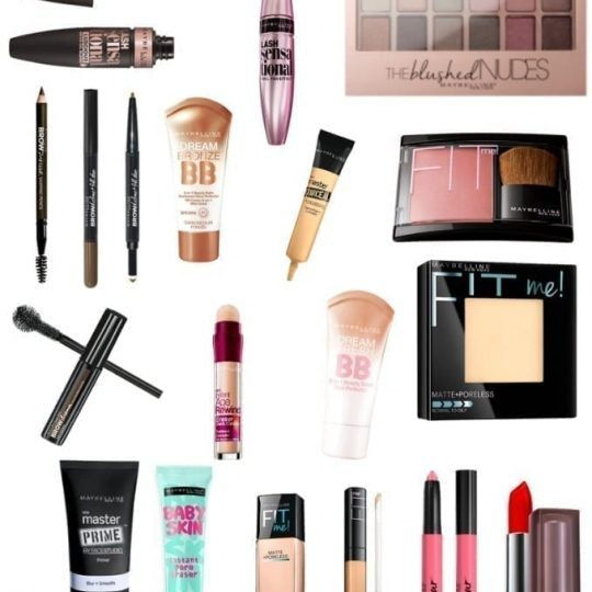 The Best of Maybelline