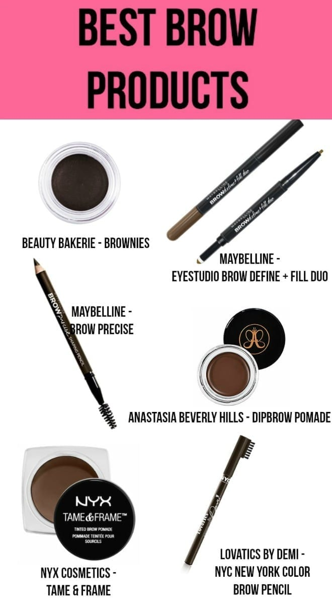The Best All Natural Brow Product