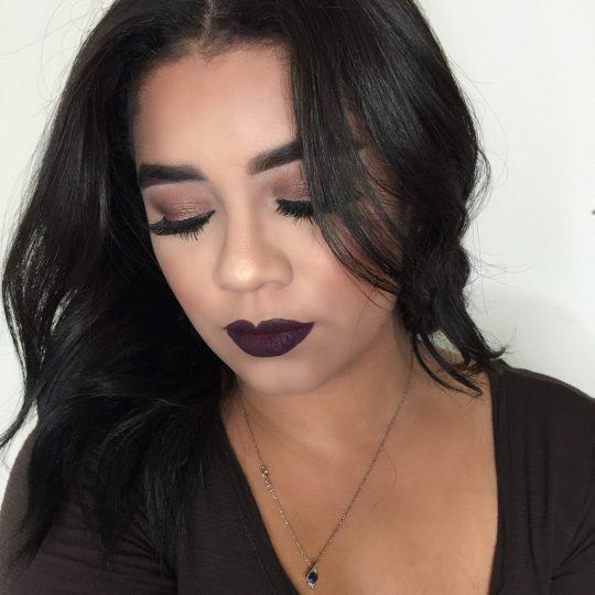 Beauty Mix: Bold Makeup Look