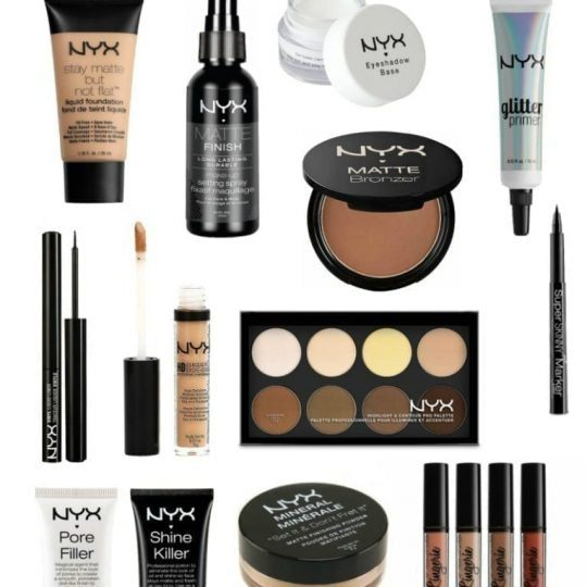 the best of nyx cosmetics
