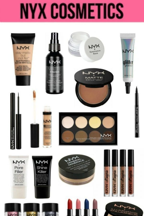 the best of nyx cosmetics