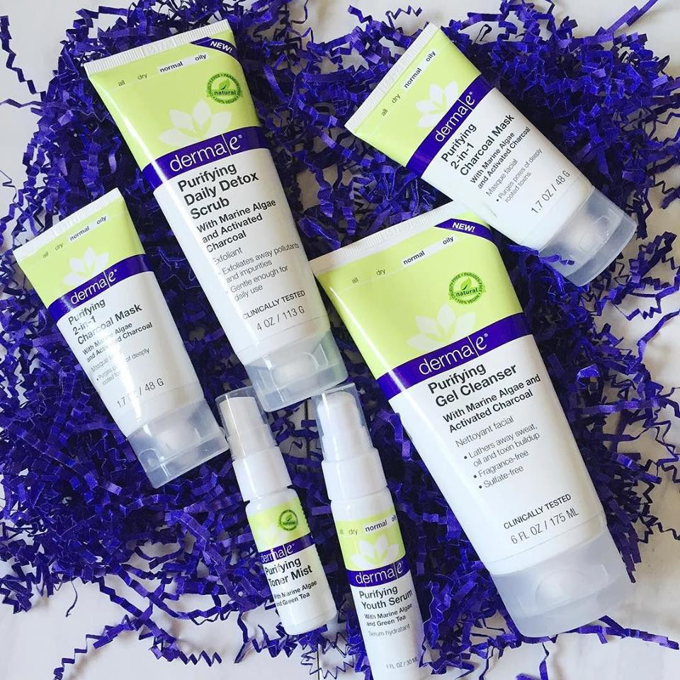 Derma E Purifying Skincare Products