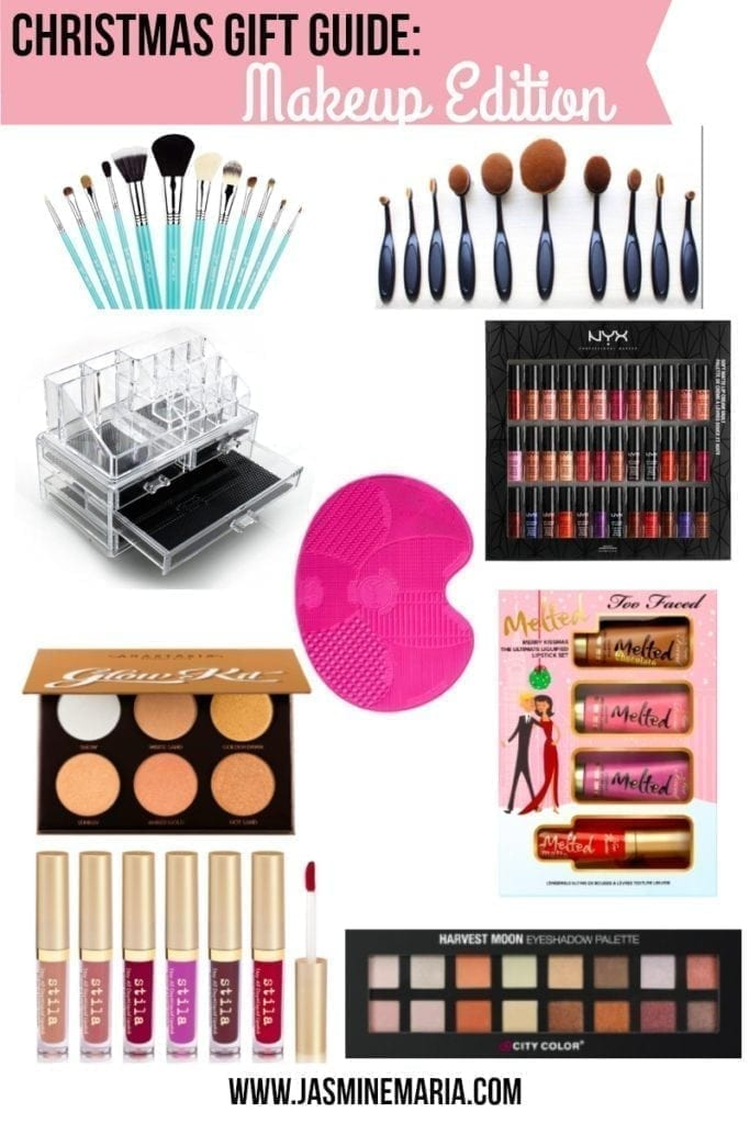 Holiday Gift Guide: Makeup Edition
