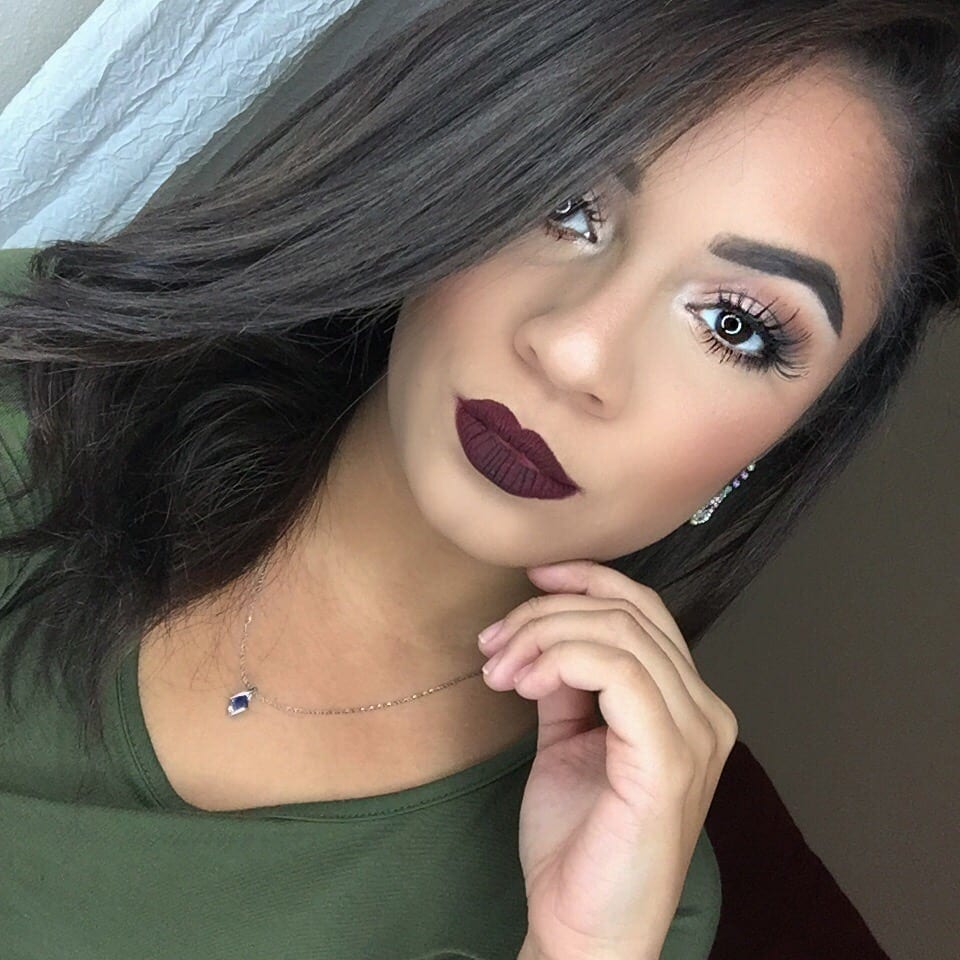 Beauty Mix: A Thanksgiving Look