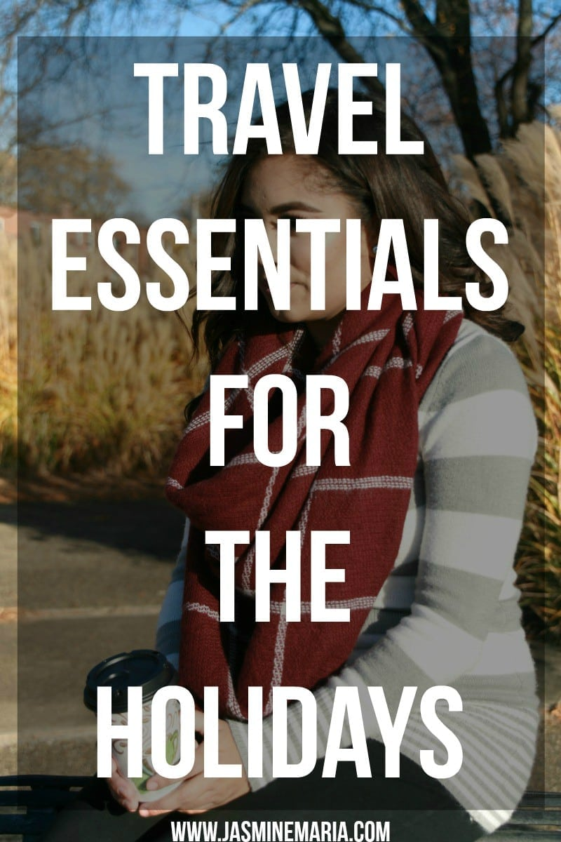 Travel Essentials for the Holidays