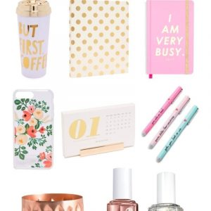 Holiday Gift Guide: Blog Friends