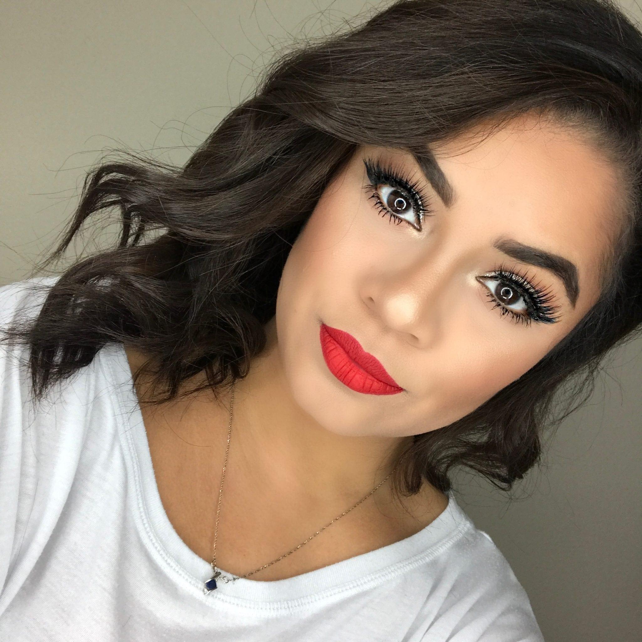 Beauty Mix: Christmas (Holiday Makeup)