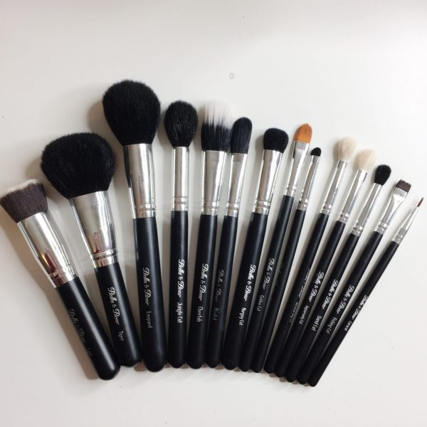 Bella and Bear Makeup Brushes