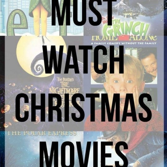 Must Watch Christmas Movies