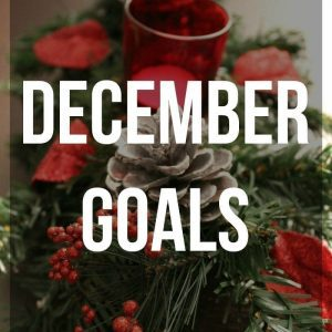 december goals