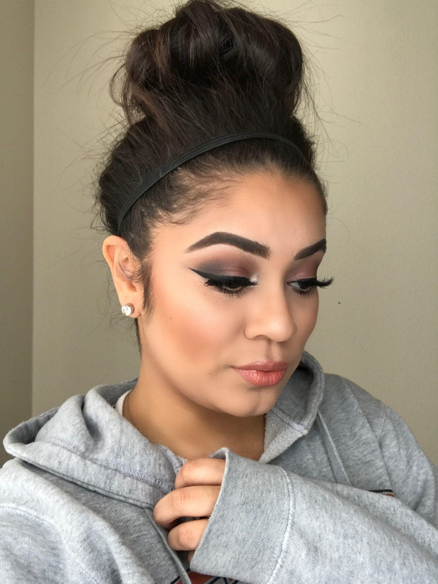All Drugstore Makeup Look
