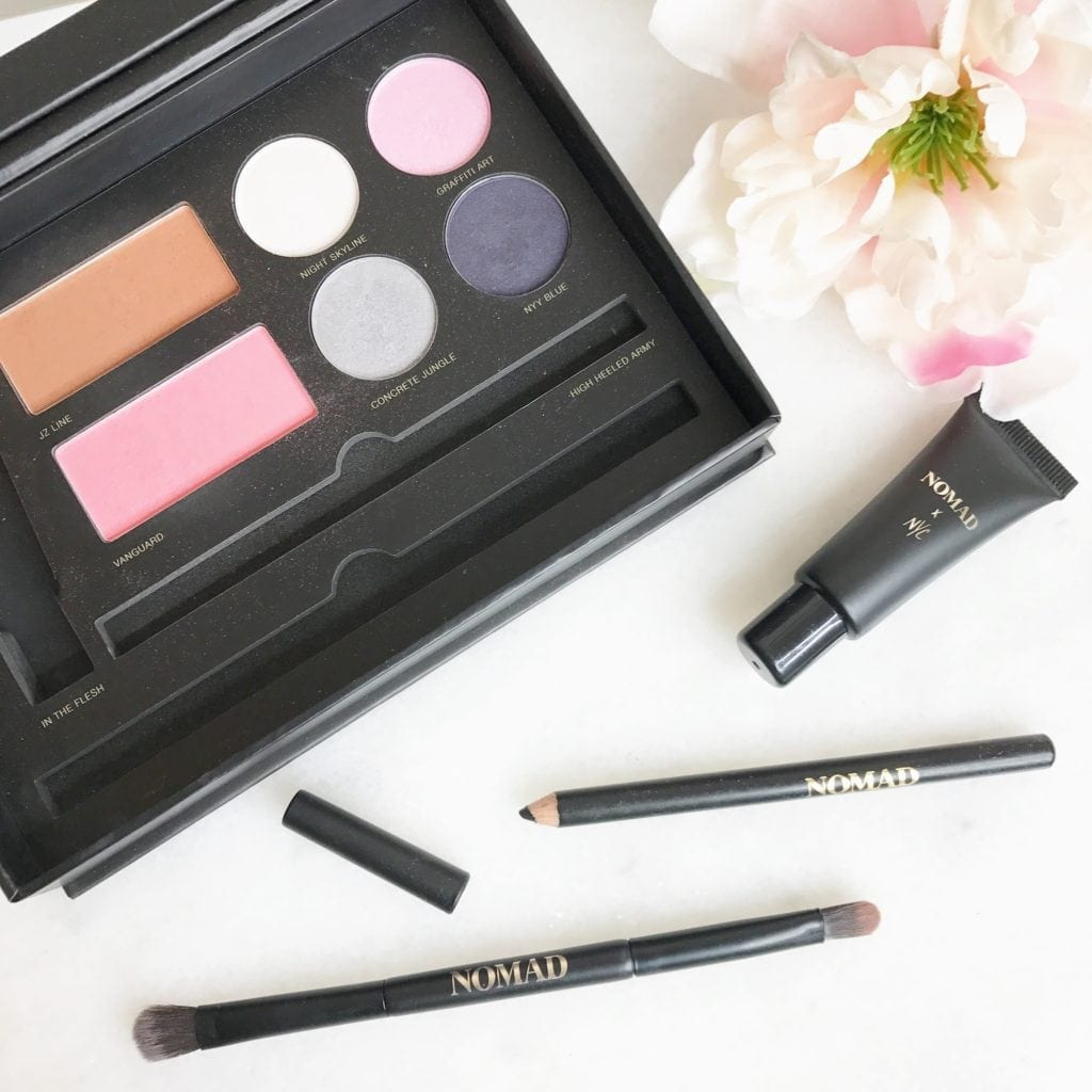 Nomad Cosmetics Review + Makeup Look