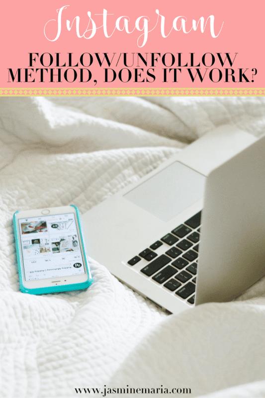 Instagram Follow and Unfollow Method