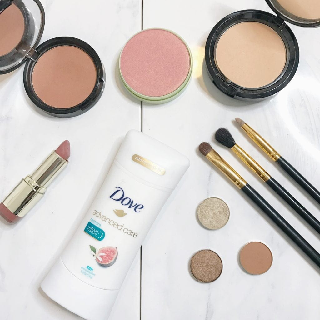 Morning Routine with Dove