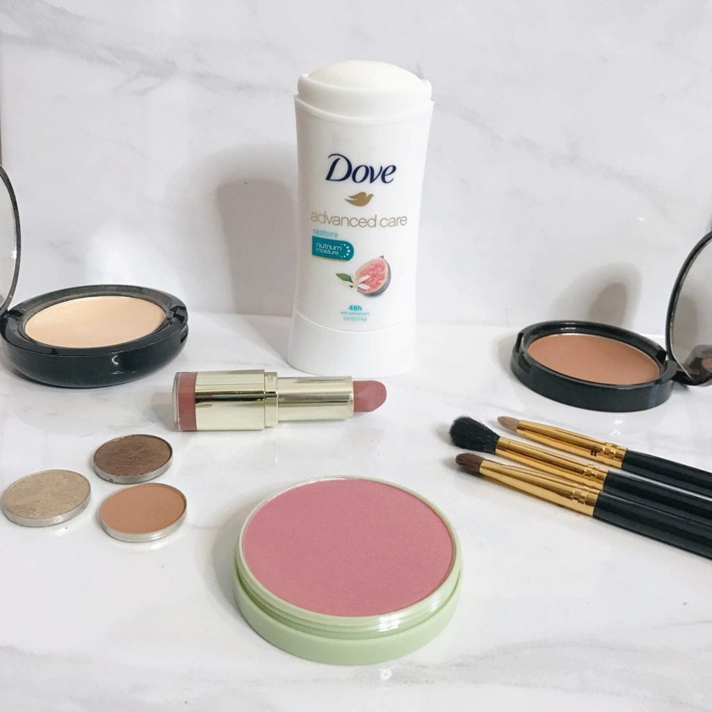 My Morning Routine with Dove