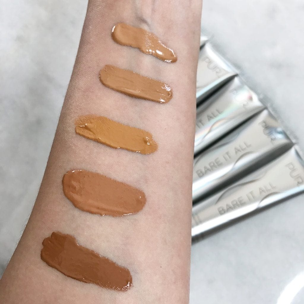 PÜR Cosmetics Bare It All Review