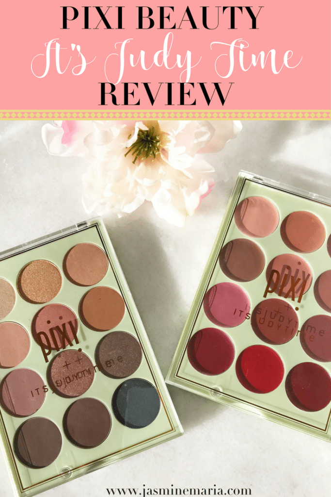 Pixi Beauty Collaboration with It's Judy Time