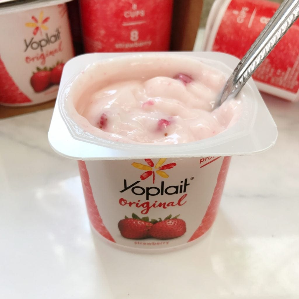 Go To Midday Snack with YoPlait Yogurt